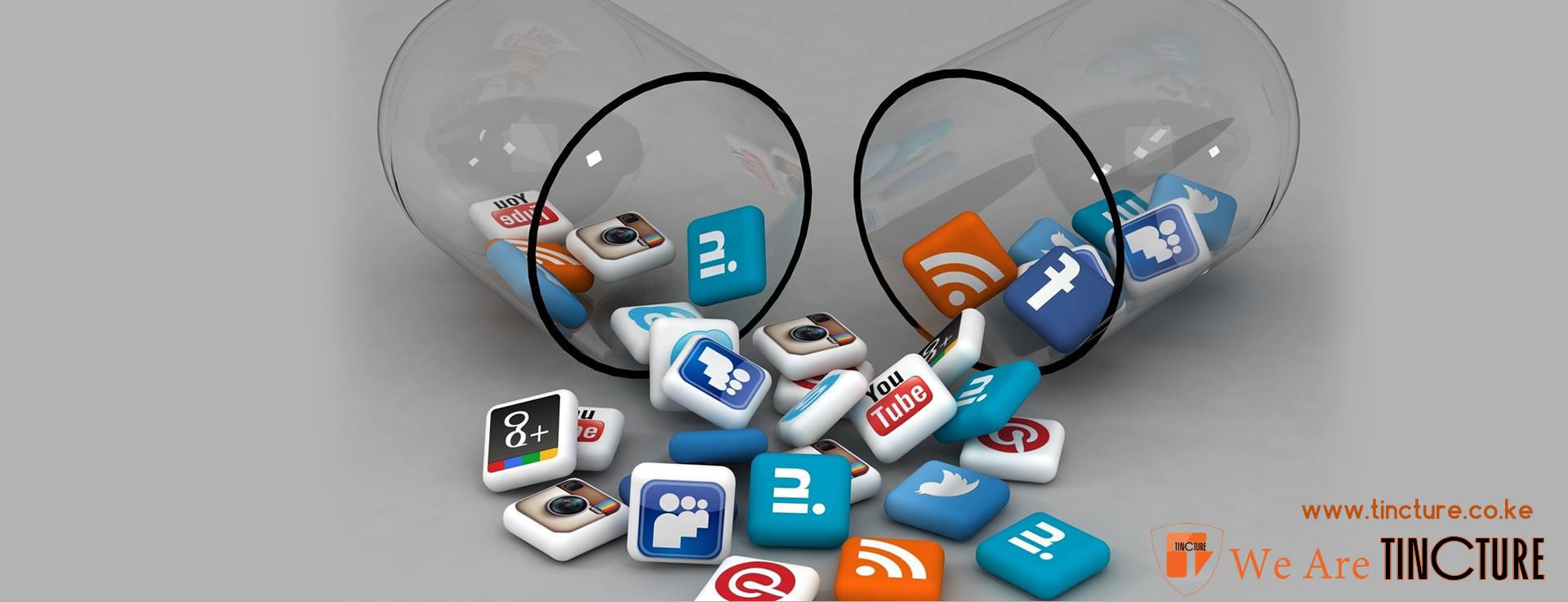 We are Tincture! A Premier Social Media & Digital Branding Agency