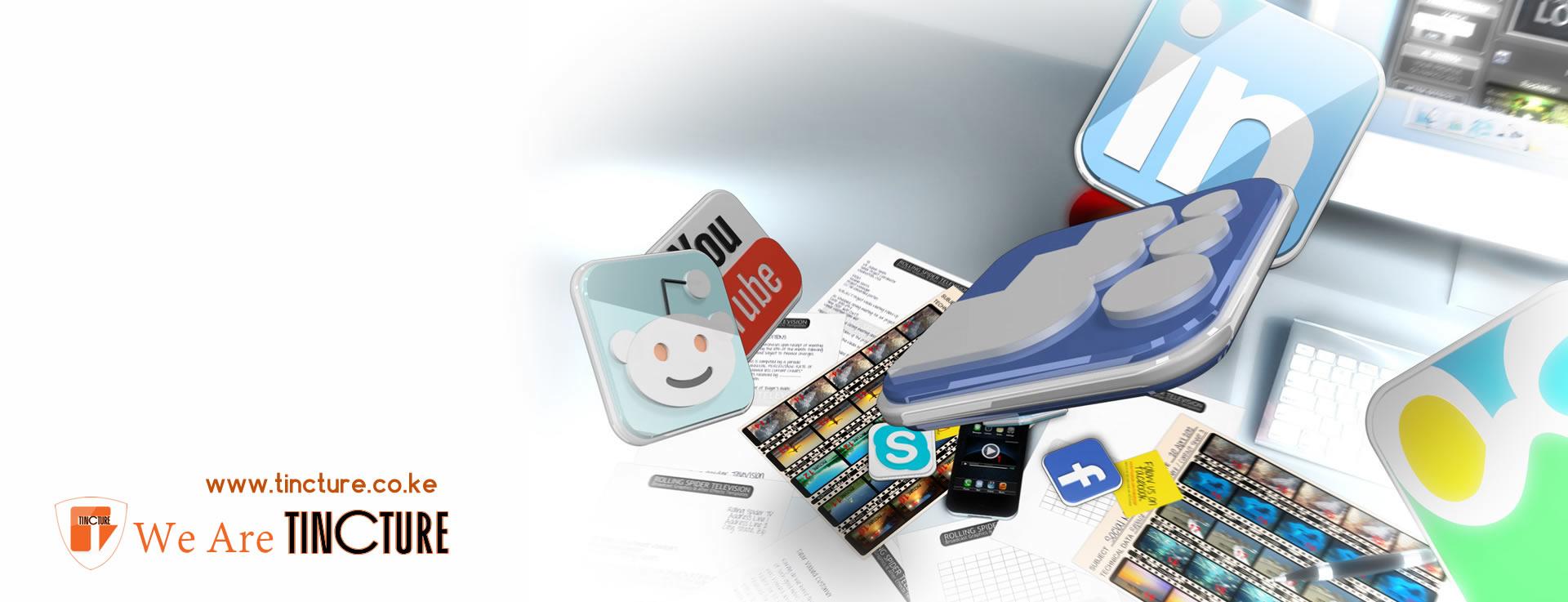 Tincture Digital branding