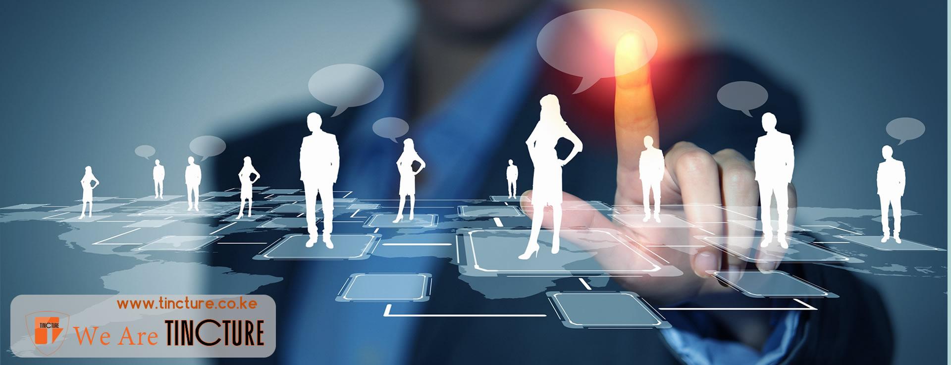 Social Media, Website and Mobile Apps Development