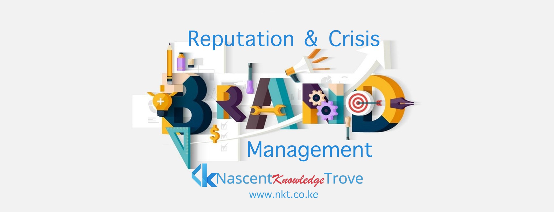 Online & Social Media Reputation and Crisis Management by Nascent Knowledge Trove (NKT)